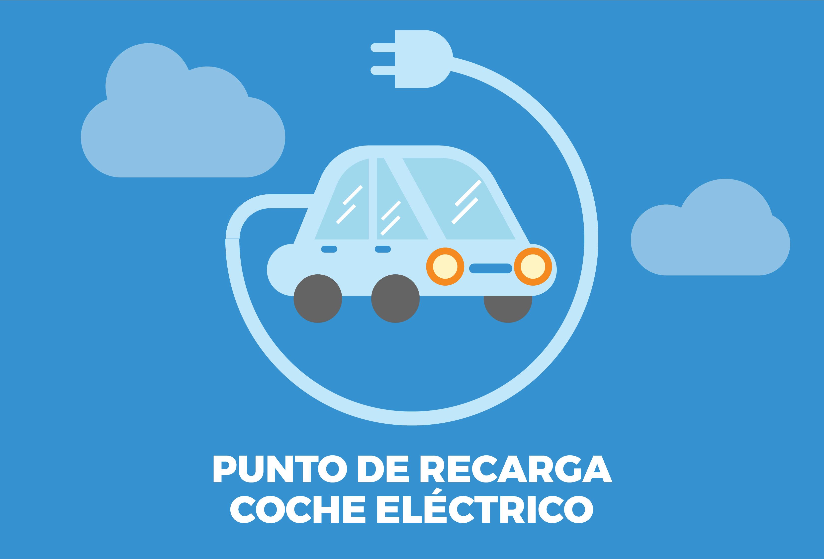 Instalar punto de recarga coche eléctrico