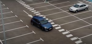 Aparcar en batería vs aparcar en paralelo